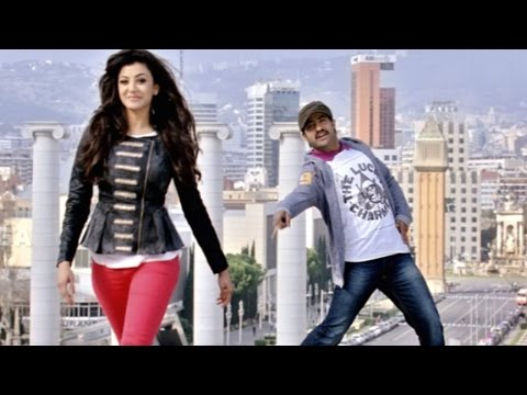 Baadshah Songs - Diamond Girl - Jr. NTR, Kajal Aggarwal