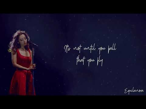 Jane Zhang - Dream It Possible (Lyrics)