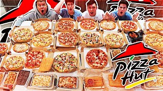 Video ENTIRE PIZZA HUT MENU IN 10 MINUTES CHALLENGE download MP3, 3GP, MP4, WEBM, AVI, FLV Agustus 2018