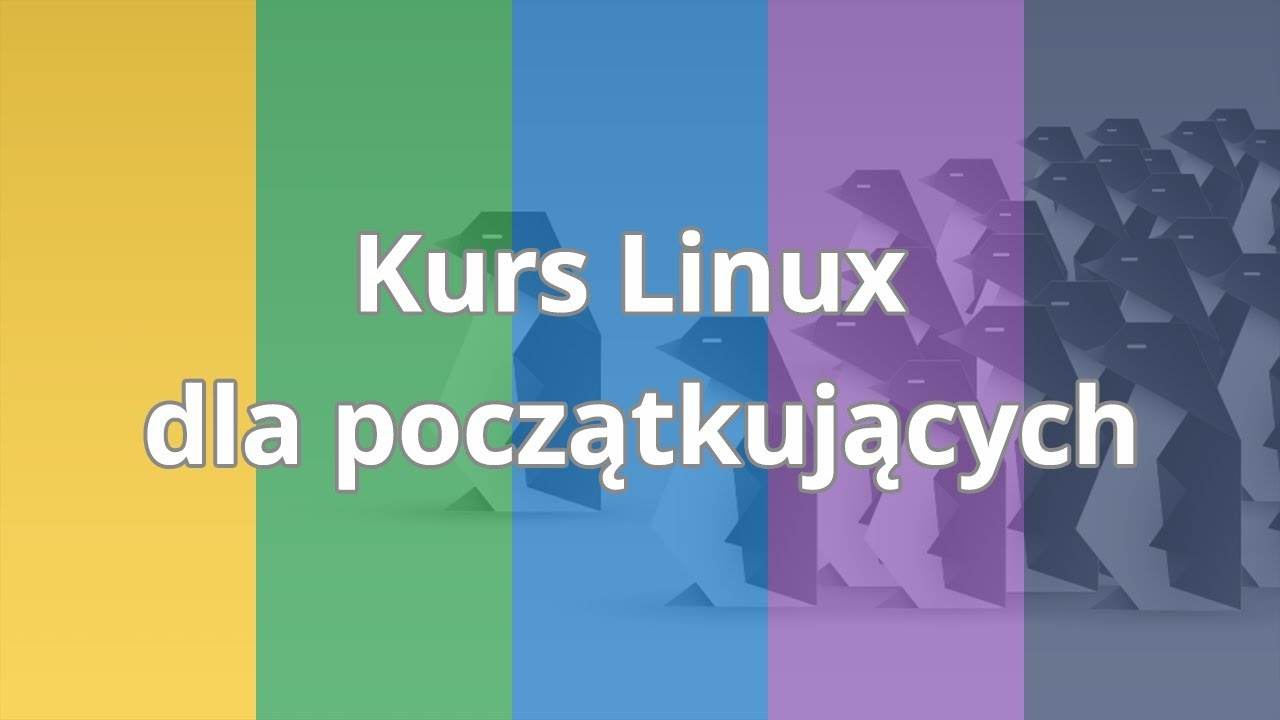 Linux course for beginners - ON-LINE version