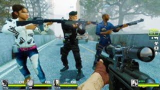 Left 4 Dead 2 - Dead Destination Custom Campaign Gameplay Walkthrough