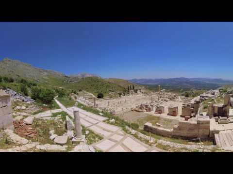 Unesco Turkey 360 - Ancient City of Sagalassos