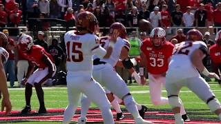 Highlights: Texas Tech vs Iowa State (October 19th, 2019)