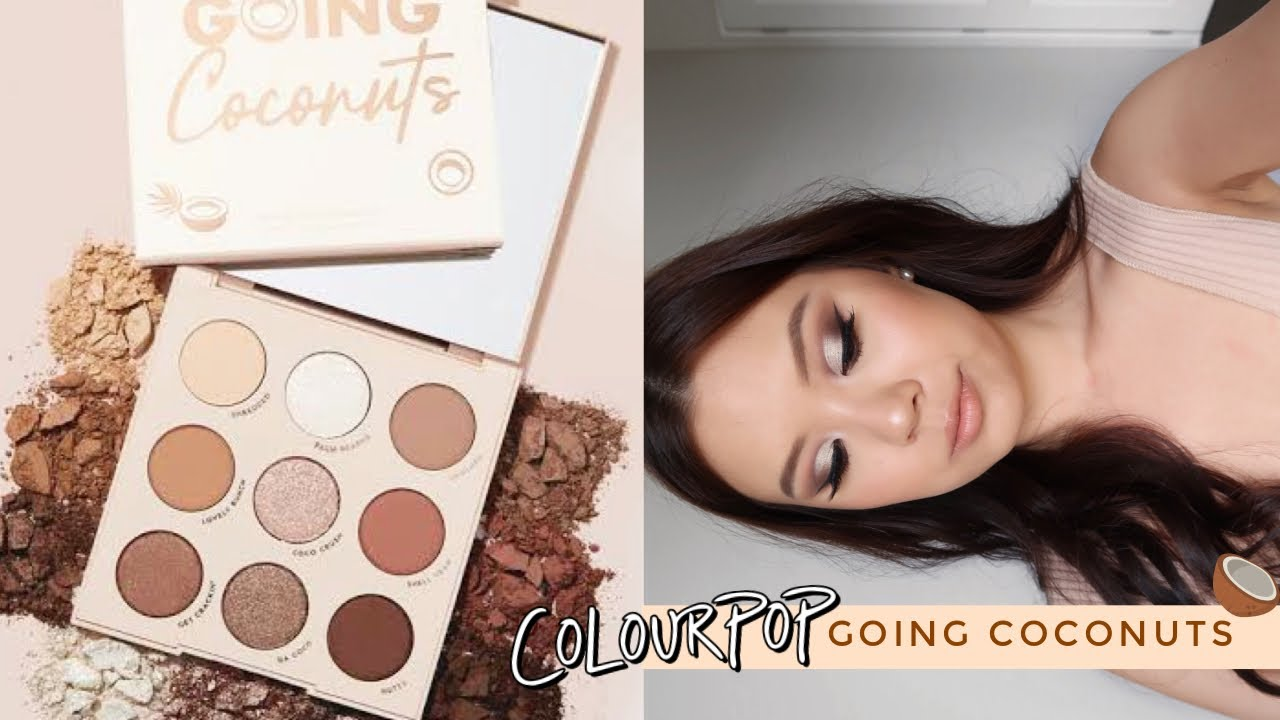 Going Coconuts Palette by Colourpop #21