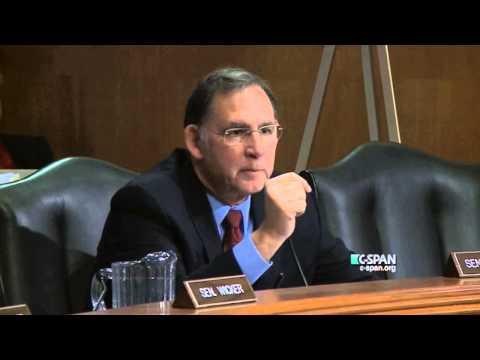 Sen. John Boozman (R-AR) Says Coal Power is Important