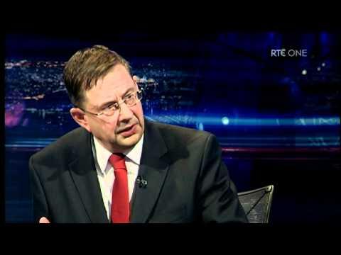 Prime Time - Éamon Ó Cuív interview