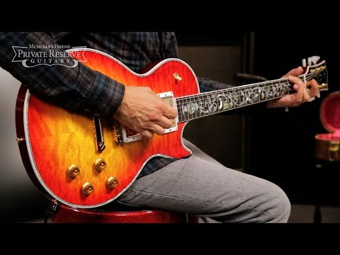 Gibson Custom 2017 Limited Run Les Paul Ultima Electric Guitar