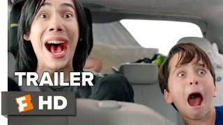 Repeat youtube video Diary of a Wimpy Kid: The Long Haul Teaser Trailer #1 (2017) | Movieclips Trailers