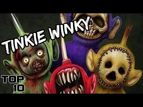 Top 10 Scary Teletubbies Theories