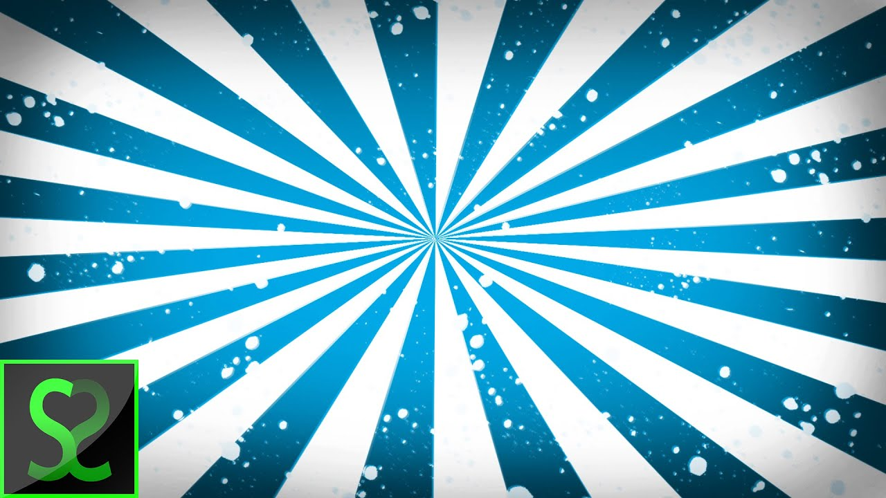 Image Gallery starburst background