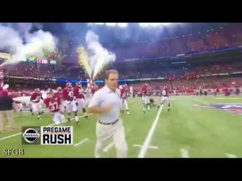 2015 College Football Playoffs HD