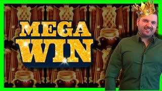 I Saw THIS and HAD TO PLAY IT! King Midas Slot Machine PROGRESSIVE CHASING W/ SDGuy1234