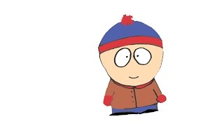 How To Draw Stan Marsh (SOUTH PARK)
