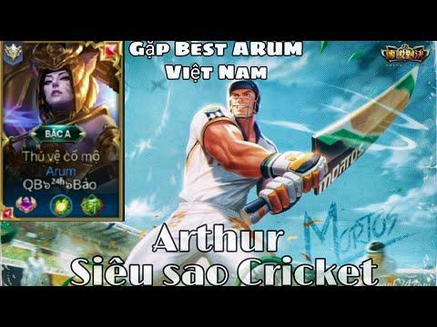 Arthur Siêu Sao Cricket , được Best Arum Việt Nam gánh và Cái Kết - Ahihi TV