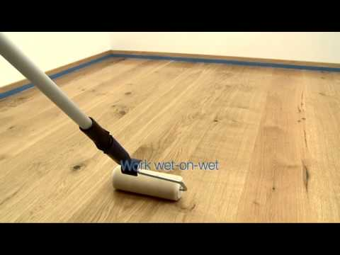 How to varnish your floor.mov - How To Varnish Your Floor.mov - YouTube