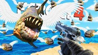 el ejercito de piraas voladoras far cry 4