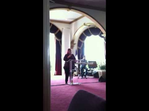 Ruby Gettinger Shares at the Killer Shoes Ladies Conference 2013