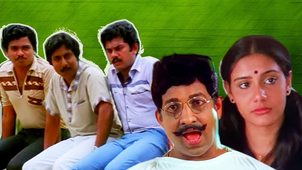Superhit Malayalam Comedy Full Movie | Odaruthammava Aalariyam Malayalam Comedy Movie | Comedy Movie
