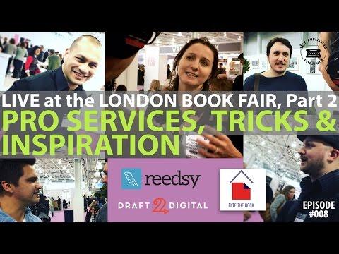 SPF Podcast 8: The London Book Fair #2