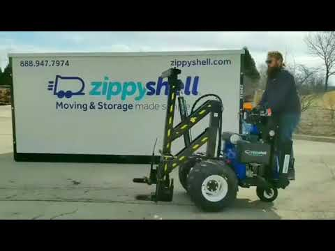 Attirant On Site Delivery Zippy Shell   Moving U0026 Storage Made Simple