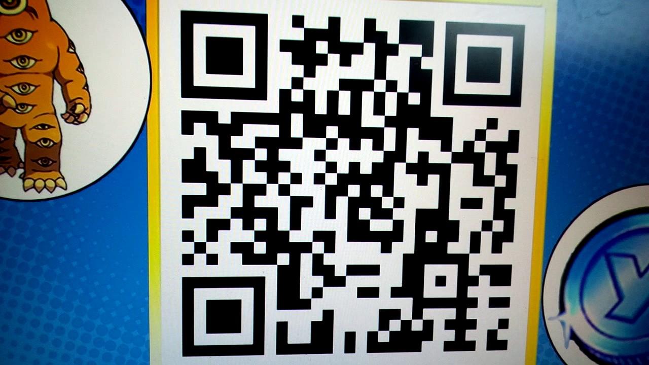 Yo-Kai Watch 2 QR Codes : Blaue Münzen