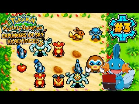 "Pokémon Mystery Dungeon: Explorers of Sky Randomized - Episode 3: ""Mistakes were Made!"""