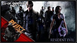 Resident Evil 6 - Co-op Gameplay Part 1 (PC)