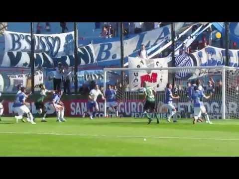 El clip de Banfield 0 - Godoy Cruz 1
