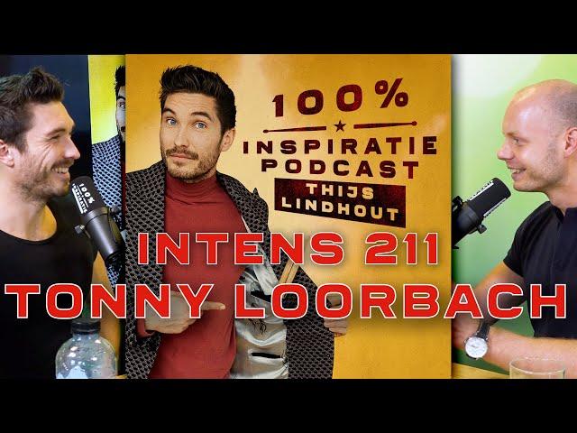INTENS 211: Twee gasten die praten over hun gevoelens - Tonny Loorbach