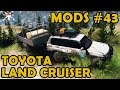 Spin Tires|Mod Review #43 - Toyota Land Cruiser