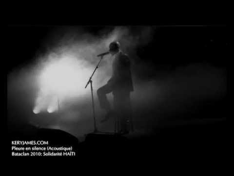 Kery James - 922012 - Pleure en silence - Live acoustique (concert pour Haiti 2010)