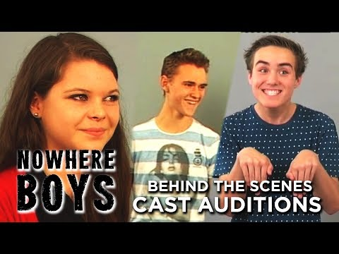 Cast Auditions Seasons 1-4 | Behind The Scenes Featurette | Nowhere Boys