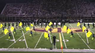 "Oregon Crusaders 2012 Presenting ""Yellow"" from ""Dreaming in Color"""