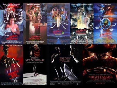 Nightmare On Elm Street Serie
