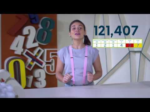 Matemática Divertida: 4to Grado - Redondea Números Naturales