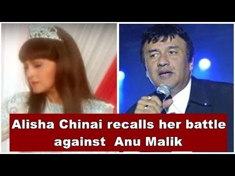 Original #MeToo girl, Alisha Chinai, had got a restraining order against Anu Malik