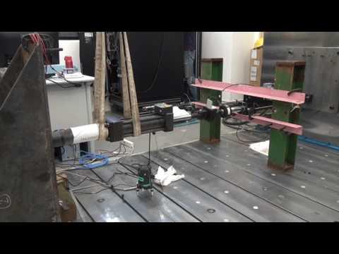 2017/07/11 MR Damper Performance Test (Random Stroke)