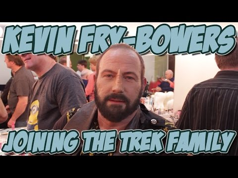 Kevin FryBowers  Joining the Trek Family