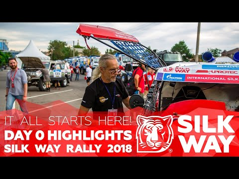 Silk Way Rally 2018 / Stage 3