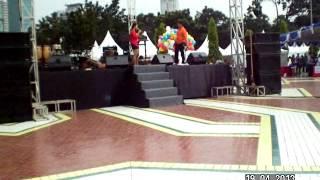 "Sang Idola All Event MC - ""Pos Kota 43 Tahun"" (OPENING DAY 1 - Sang Idola MC & Sang Idola MC Team)"