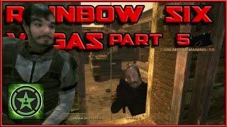 Let's Play – Rainbow Six: Vegas Part 5