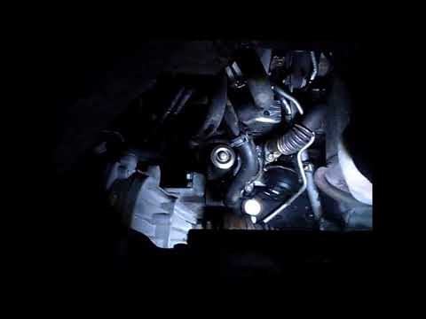 Replacing EGR valve on 1.6 TDI engines