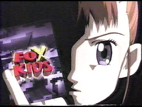 Fox Kids Commercials (May 4, 2002)