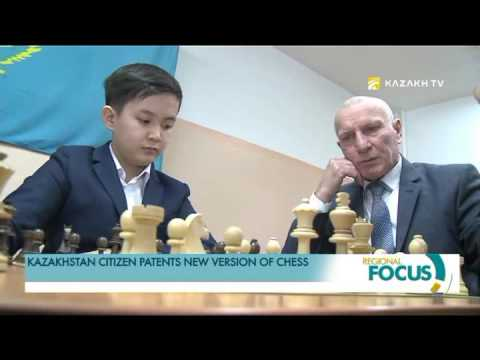 Kazakhstan citizen patents new version of chess