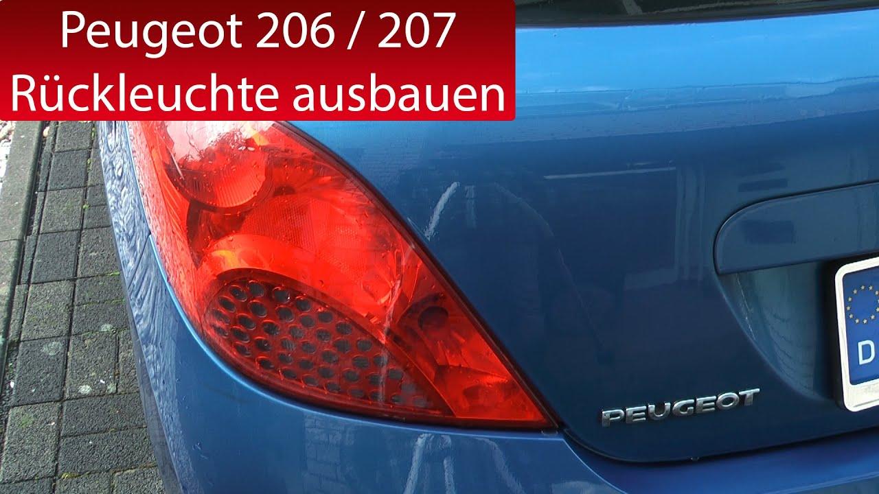 Peugeot 207 Krankheiten