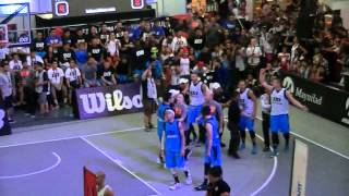 ALMOST BRAWL AT FIBA ASIA 3X3 MANILA NORTH VS NOVISAD