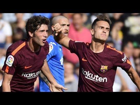 Sergi Roberto belongs in midfield & Denis Suarez deserves more minutes | FCB