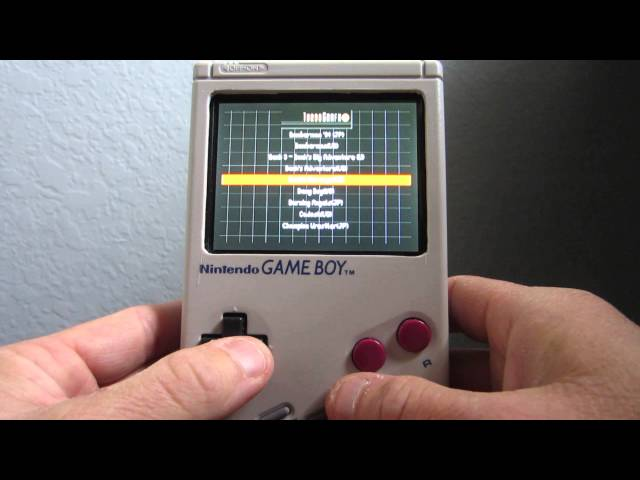 How to build your own Game Boy with a Raspberry Pi and a hot glue