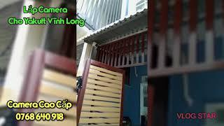 Lắp Camera Giám Sát Cho Yakult Vĩnh Long Trông Coi Cửa Hàng Thêm Hiệu Quả Hơn
