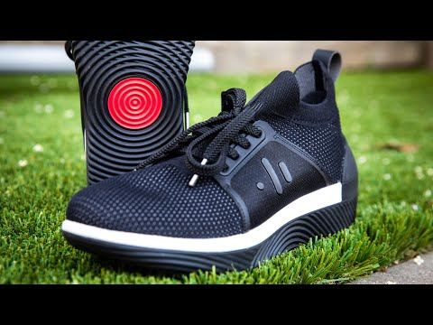 Droplabs Haptic Feedback Shoes Review!